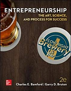 ENTREPRENEURSHIP: The Art, Science, and Process for Success from McGraw-Hill Education