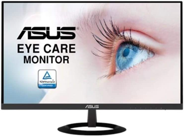 """Asus VZ279HE 27"""" Full HD 1080P IPS Eye Care Monitor with HDMI and VGA, Black"""