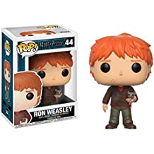 Ron Weasley W/ Scabbers, Funko, 01498