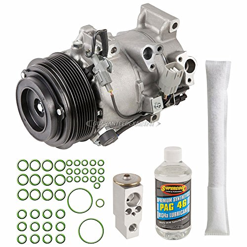 - AC Compressor w/A/C Repair Kit For Toyota Avalon 2012 - BuyAutoParts 60-81549RK NEW