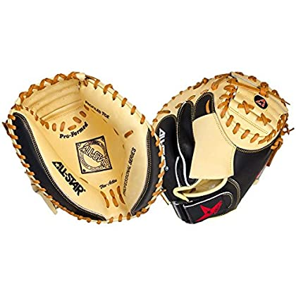 Image of All-Star Pro-Advanced 35 Inch CM3100BT Baseball Catcher's Mitt Catcher's Mitts