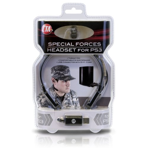 PS3 Special Forces Headset