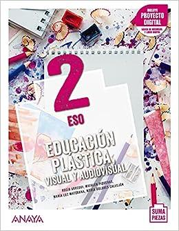 Educación Plástica, Visual y Audiovisual 2. (Opción no fungible)