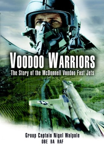 Used, Voodoo Warriors: The  Story of the McDonnell Voodoo for sale  Delivered anywhere in USA