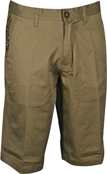 Amazon.com: Volcom Frickin Solid chino cortos para hombre ...