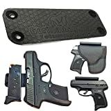 Samson Magnetic Gun Mount | Super Strong Holds 43lbs | Concealed Carry Gun Magnet Firearm Accessory | Pistol, Handgun, Rifle, Shotgun, Revolver, Airsoft, BB | Car, Home, Wall, Desk, CCW @GorillaMagnet