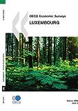 OECD Economic Surveys: Luxembourg 2008 (Oecd Economic Surveys 2008)