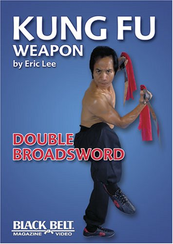 Karate Weapon Kung Fu Double Broadswword by Eric Lee