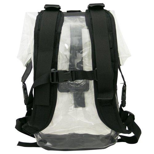 (Watershed Big Creek Waterproof Backpack (Clear))