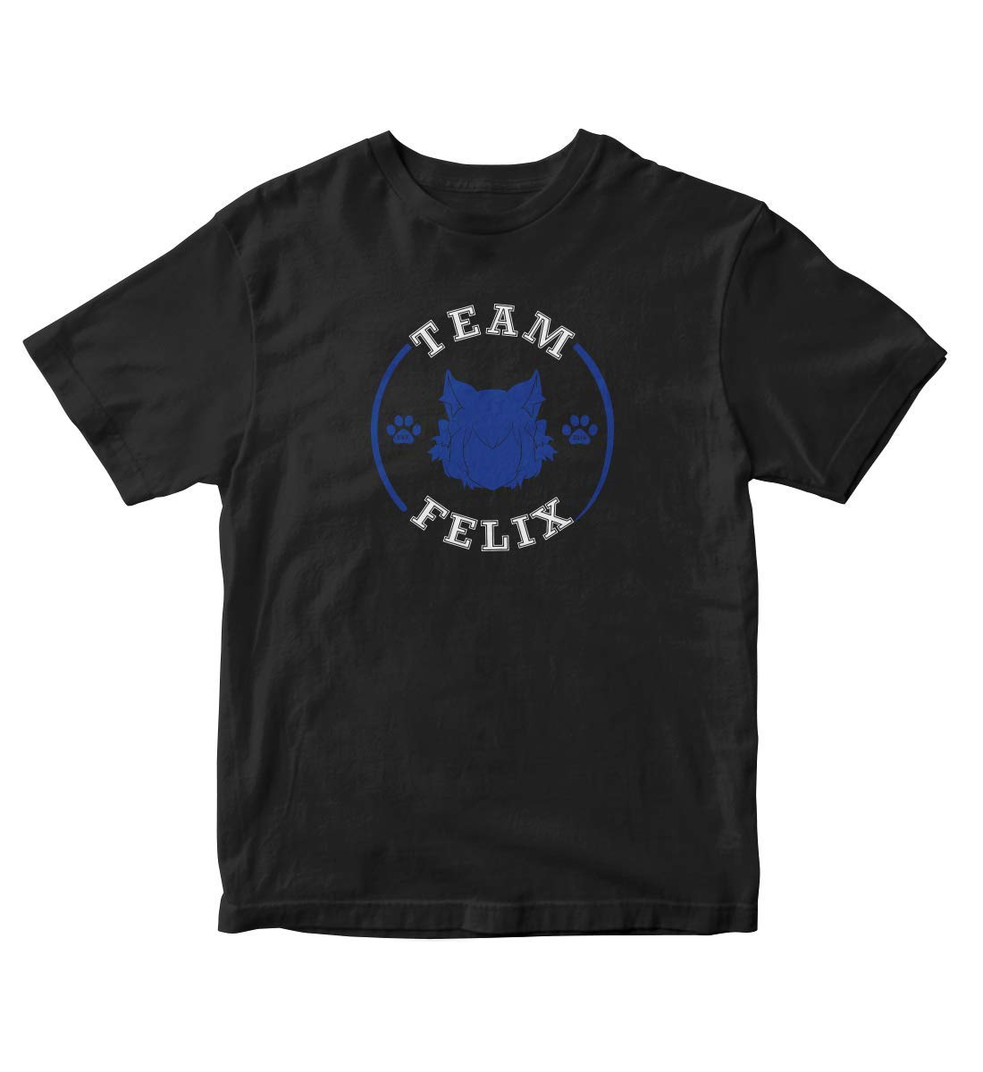 Team Felix Re Zero Manga Anime Black Shirt S 60