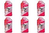 Clif Shot Gel – Razz – 6 Pack (6 x 1.2oz Packs) Review