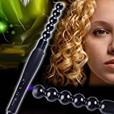 MAZIMARK--Professional 4 in 1 Hair Curler Clip Hair Roller Ceramic Hair Curling Iron Wand