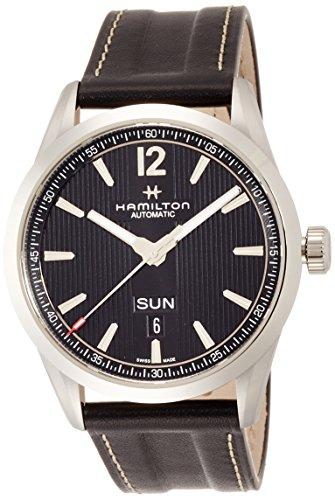 [ハミルトン]HAMILTON BROADWAY(ブロードウェイ) DAY DATE AUTO 機械式自動巻 H43515735 メンズ