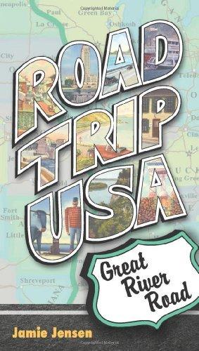 Road Trip USA Great River Road by Jamie Jensen (2010-03-02)