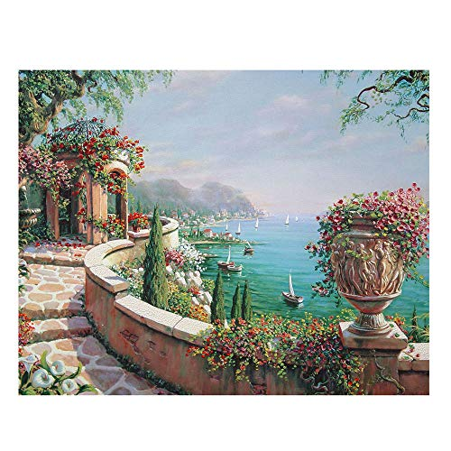 Partial Drill Diamond Painting Kit for Adults Kids, Cat 5D DIY Pasted Diamond Resins Crystal Rhinestone Embroidery Kits Cross Stitch Kits Wall Sticker Arts Supply Home Decor,12