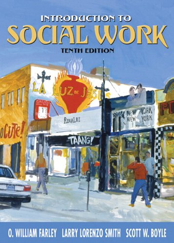 Introduction to Social Work (10th Edition)