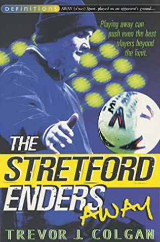 book cover of The Stretford Enders Away