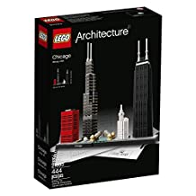 LEGO 6174056 Architecture Chicago 21033 Building Kit