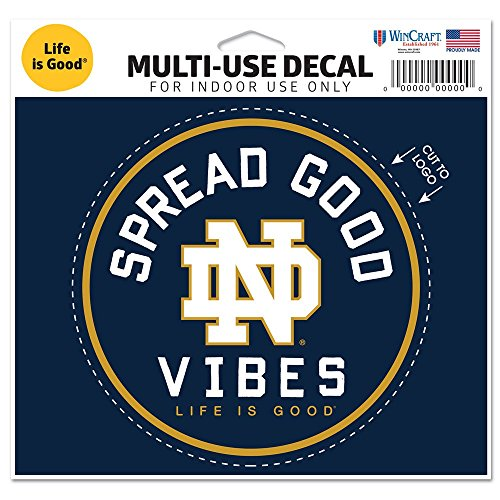 WinCraft Notre Dame Fighting Irish Official NCAA 4.5