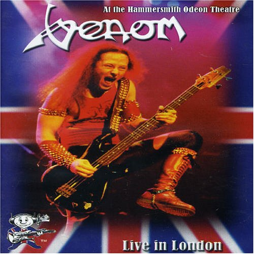 Venom: Live in London by MUSIC VIDEO DISTRIBUTORS