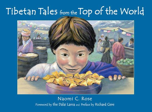 Read Online Tibetan Tales from the Top of the World (English and Tibetan Edition) PDF