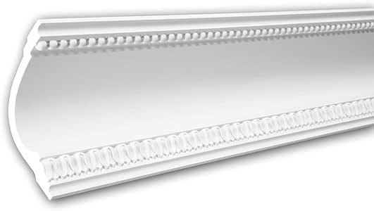 Amazon.com: Cornice Moulding 150164 Profhome Decorative