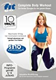 Fit for Fun - 10 Minute Solution: Complete Body Workout