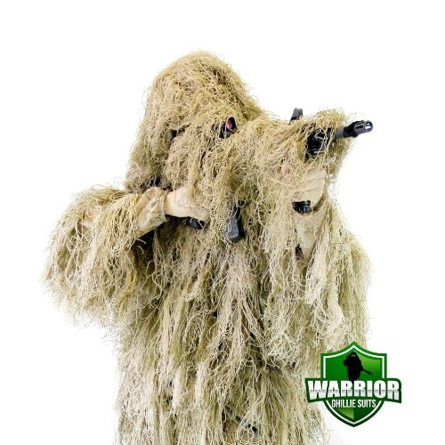 Arcturus Warrior Ghillie Suit (Field Grass, M/L)