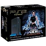 Playstation 2 - Konsole inkl. Fernbedienung & Tomb Raider