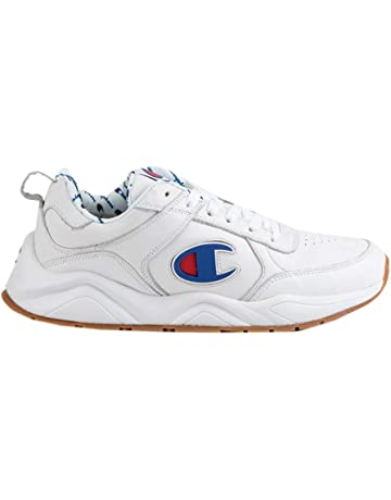 Champion Mens 93Eighteen SP Block Sneaker Sneaker