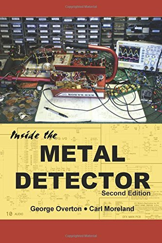 Inside The Metal Detector by Overton, George(May 10, 2015) Paperback