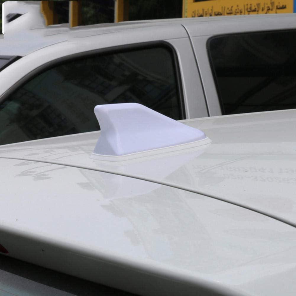 OPisuda Antena de Aleta de tibur/ón a Prueba de Agua Especial Antenas de Radio de autom/óvil Especial Se/ñal m/ás Fuerte Pintura de Piano para Seat Leon FR Supercopa