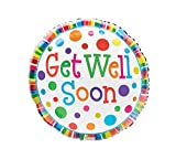 Get Well Soon Gift Box with Puzzle Books and