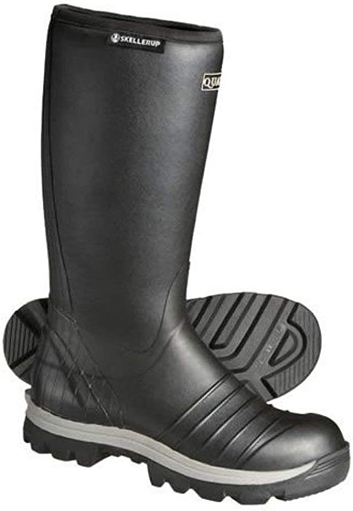 Bagman Skellerup Quatro Insulated Knee 16 Boots in Size