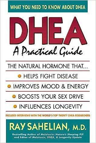 DHEA: A Practical Guide: Amazon.es: Ray Sahelian: Libros en idiomas extranjeros