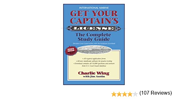 Amazon get your captains license fourth edition ebook amazon get your captains license fourth edition ebook charlie wing kindle store fandeluxe Gallery