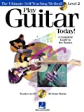 Play Guitar Today, , 0634004093