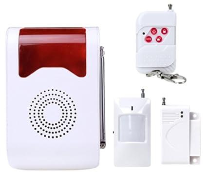 Amazon.com : New Landing Wireless Voice acousto-optic Site ...