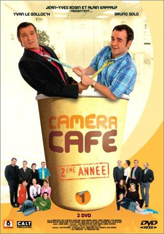 Caméra café - 2ème année - N°1 [Francia] [DVD]: Amazon.es: Bruno ...
