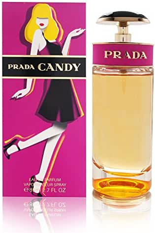 Prada Prada Candy Eau De Parfum Spray for Women, 2.7 Ounce