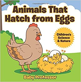 Reptile Follow The Author Amazoncom Animals That Hatch From Eggs Childrens Science Nature Baby