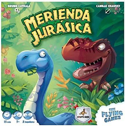 MERIENDA JURÁSICA: Amazon.es: Juguetes y juegos