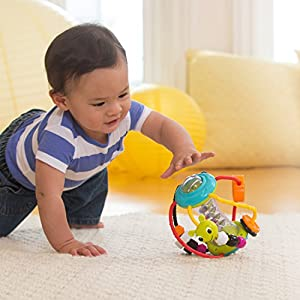 Infantino Sensory Discover and Play Sensory Ball from Infantino
