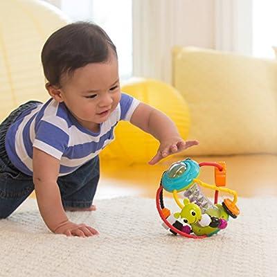 Infantino Sensory Discover and Play Sensory Ball from Infantino