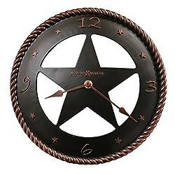 Howard Miller 625-445 Maverick Wall Clock