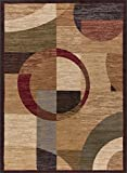 Universal Rugs Kelsey Contemporary Geometric Multi-Color Rectangle Area Rug, 9′ x 12.6′ Review