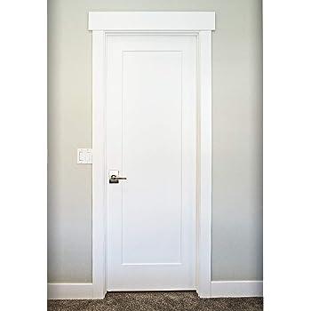Amazon 6 Panel Door Interior Slab Solid Pine 30x80 Home