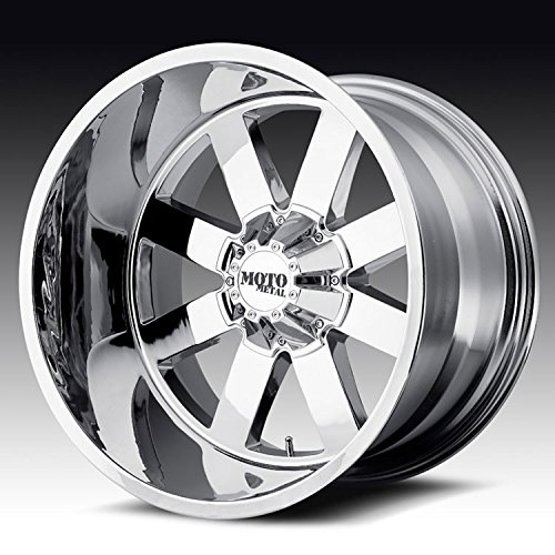 8x170 truck rims chrome - 5