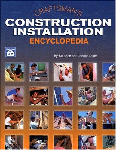 Read Online Craftsman's Construction Installation Encyclopedia ebook