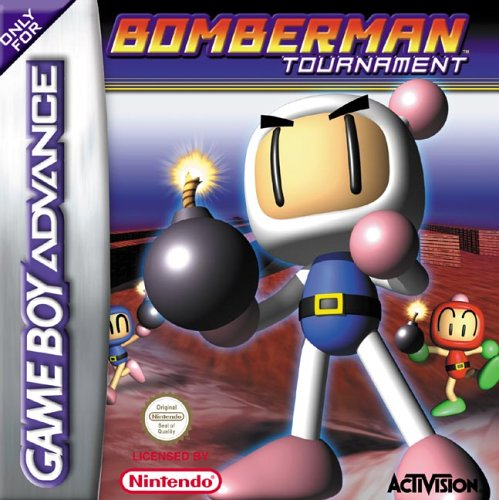 Bomberman Tournament GBA product image